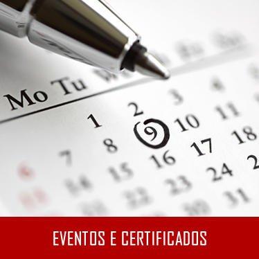 Eventos e Certificados